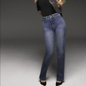 Bitten Sarah Jessica Parker Boot Cut Jeans 4R